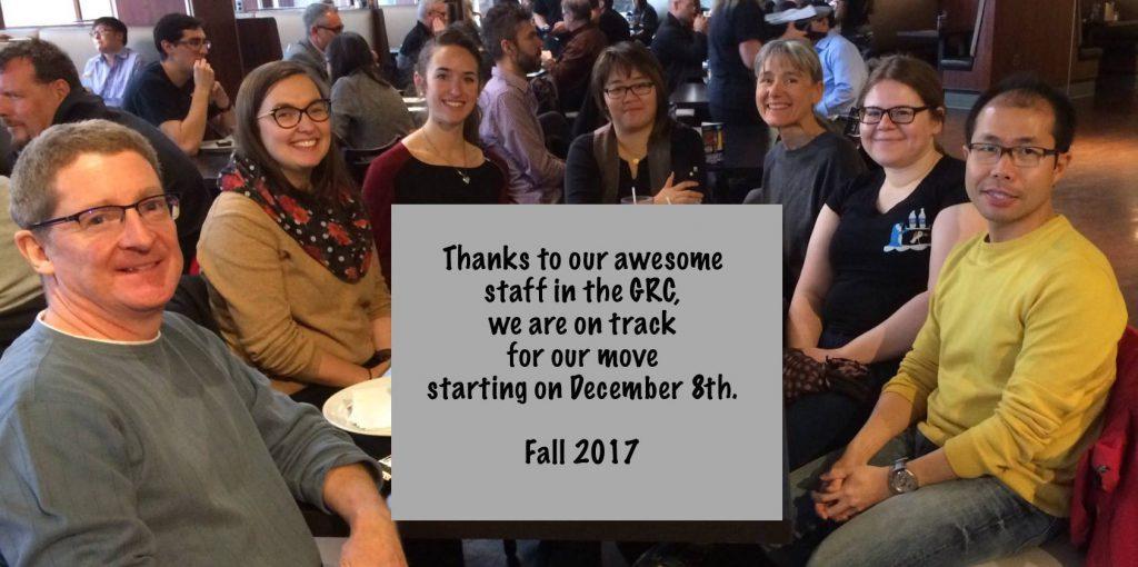 Fall 2017 Staff