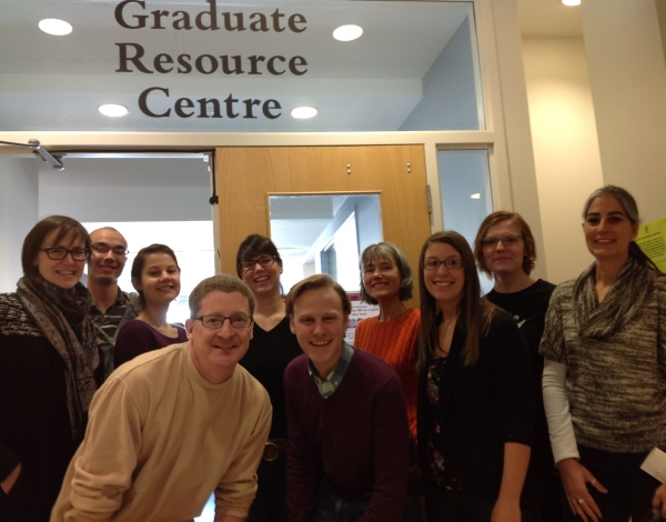 Library Assistants, Student Assistants, and staff of GRC